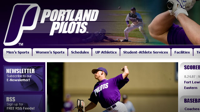 University of Portland - Website